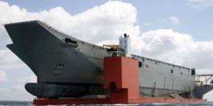 Türkiye'nin İlk uçak gemisinde yeni gelişme