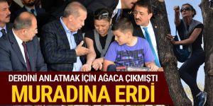 Erzurum'da O eşe tahliye geldi