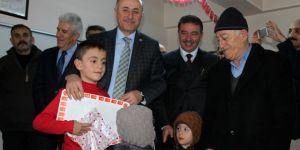 Erzurum'da karne heyecanı