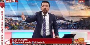 AKİT TV sunucusu Ahmet Keser hakkında ilginç gerçek