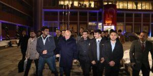 Erzurum'dan 140 Genç Katıldı