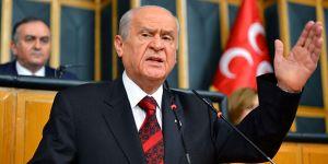 MHP Lideri Bahçeli: Kadın ve çocuğa istismar insanlığa ihanettir