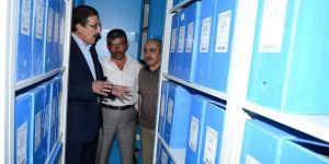 Palandöken Belediyesi dijital arşivini hizmete açtı