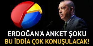 'Erdoğan, anketlerden istediği sonuçları alamıyor'