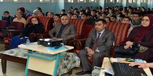 Yakutiye Gençlik Meclisi'nden su temalı eğitim