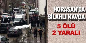 Erzurum'da abisini ve 4 yeğenini öldürdü