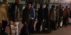 778 Afgan Göçmen Ülkelerine Gönderildi