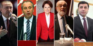 24 Haziran seçimlerinde hangi aday partisinden fazla oy alacak?