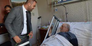 Yurdigül'den Hastalara Bayram Ziyareti