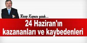 Erzurum'un kazananları ve kaybedenleri