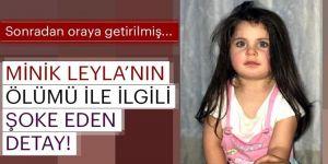 3.5 yaşındaki Leyla Aydemir'in katili kim?