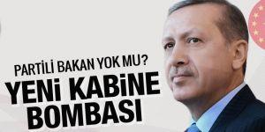 Yeni kabine ve yeni bakanlarla ilgili Erdoğan'dan bomba açıklama