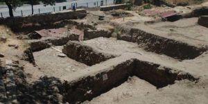 Elazığ'da 450 yıllık mahalle günyüzüne çıktı