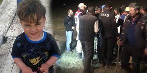 Bitlis'te kaybolan 2 yaşındaki çocuk ölü bulundu