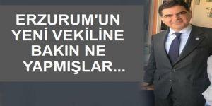 Erzurum Milletvekillini dışarı attılar