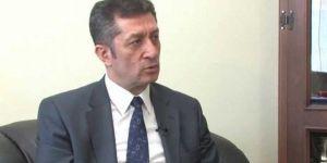 Milli Eğitim Bakanı Ziya Selçuk'tan lise tepkisi