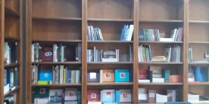 İlk Sanat ve Edebiyat Kütüphanesi Kongre Binası'nda hizmete açıldı