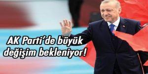AK Parti'de MKYK ve Genel Başkan yardımcıları değişecek iddiası