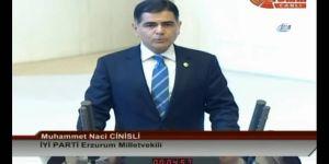 Cinisli'den TRT tepkisi
