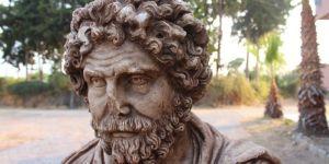 Mersin'de 1700 yıllık büst bulundu!