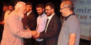 500 öğrenciye Kuran-ı Kerim eğitimi verildi