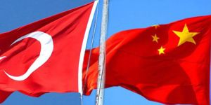 Bir ilk! Çin, taşımacılık belgelerini Türkiye'ye teslim etti
