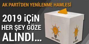 Yerel seçim öncesi AK Parti'den anket hamlesi!