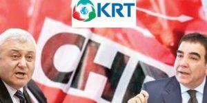CHP'nin yeni kanalı KRT TV'de kriz!