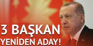 AK Parti'de olay kulis: 3 başkan aday!