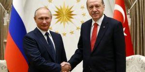 Cumhurbaşkanlığı'ndan Erdoğan'ın Soçi ziyaretine ilişkin açıklama