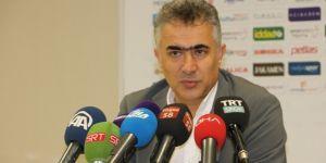 """Mehmet Altıparmak: """"Deplasmanda kazanılan bir puan iyi"""""""