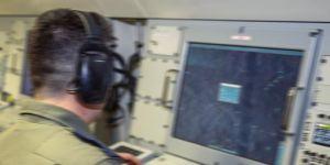 Rus askeri uçağı Akdeniz'de radardan çıktı