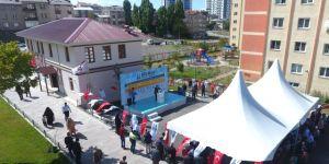 Büyükşehir Kentte İnşa Ettiği Muhtarlık Binalarının Açılışını Yaptı