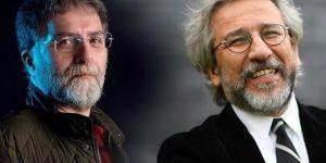 Ahmet Hakan'dan Can Dündar'a: Alman kucağında soru sorana 'yiğit' denmez