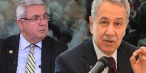 Mehmet Metiner'den Bülent Arınç'a: Şansını fazla zorlama! Defterini dürmesini biliriz