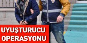 SİVAS ve Erzurum'da, eş zamanlı operasyon