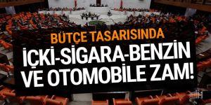 Bütçe tasarısına göre ÖTV'lere zam yağacak! Yüzde 47 artan ürünler var...