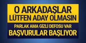 AK Parti noktayı koydu 'o arkadaşlar aday olmasın' kim o arkadaşlar?..