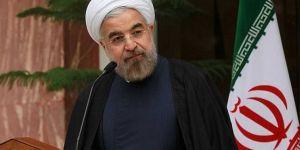İran Cumhurbaşkanı Ruhani'den ABD'ye rest