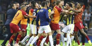Olaylı Galatasaray- Fenerbahçe derbisinde PFDK'ya sevk edilenler belli oldu