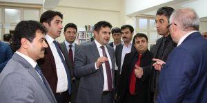 Oltu Anadolu Lisesine Z Kütüphanesi açıldı