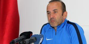 """Özdilek: """"Göztepe maçından galibiyet alıp milli takım arasına moralli girmek istiyoruz"""""""