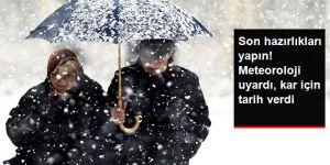 Meteoroloji Yeni Haftanın Hava Durumunu Yayınladı!