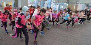 Erzurum'da kros heyecanı