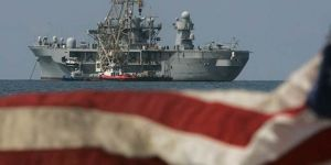 Exxonmobil'in gemisi Doğu Akdeniz'de Rumlar için sondaja başladı