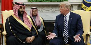Trump, Suudi Arabistan ile ticari anlaşmalardan vazgeçmeyeceklerini açıkladı