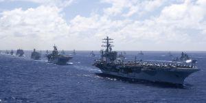 Rus ve Ukrayna savaş gemileri arasında sıcak temas