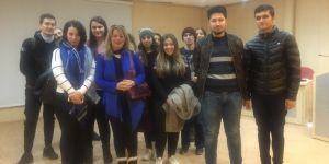 """İletişim Fakültesi öğrencilerine """"Tüketici Hakları"""" semineri"""