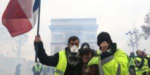 'Sarı yelekliler' başkent sokaklarına yeniden çıkıyor