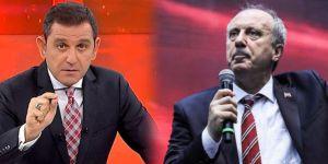 Muharrem İnce'den flaş 'Fatih Portakal' açıklaması